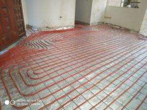 חימום רצפה חשמלי